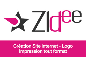 Zidee - Créations Graphiques